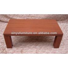 Rectangular wooden coffee table C1072