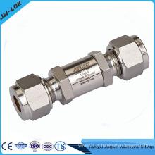 Peças de válvula de retenção de alta pressão feitas na China