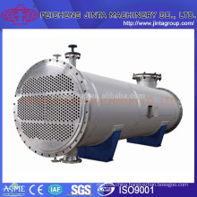 Stainless Steel Shell and Tube Heat Exchanger