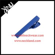 High Quality Plating Blue Color Men's Colorful Wholesale Tie Bar