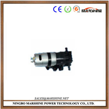 DC mini high pressure gear water pump