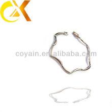 Оптовый браслет формы звезды ювелирных изделий нержавеющей стали для женщин