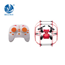 4 Channel RC Mini Wall Climbing Quadcopter