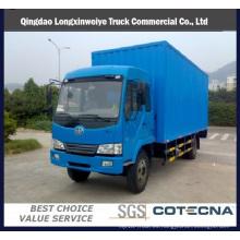 Faw 5 Tons Light Van Truck