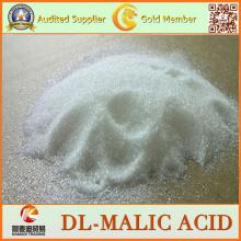 Lebensmittelzusatzstoff [617-48-1] D1-Apfelsäure / Apfelsäure