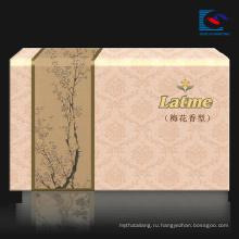 Отличное качество печати рециркулированный жесткий бумага картон бумажная коробка для детское мыло упаковка