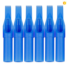 11FT azul melhor qualidade tatuagem ponta descartável