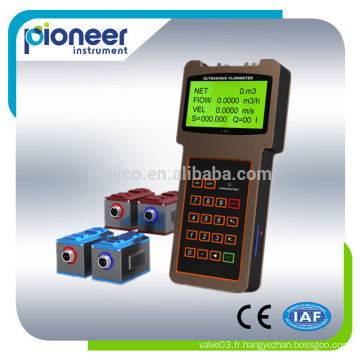TDS-100H Débitmètre à ultrasons portatif