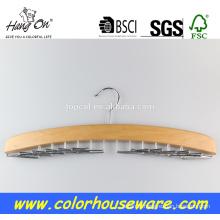 New style Tie rack de cintre en bois