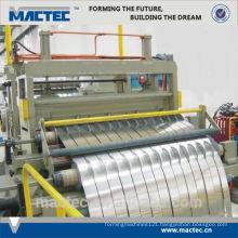 New type high quality aluminum sheet slitting machine price