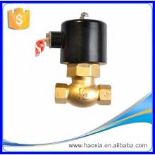 Válvula solenóide de vapor operada por piloto de 2/2 vias, 12V, 24V, 110V, 220V, 380V