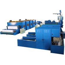 Línea de producción de sustrato de cuero sintético. (YYL-ZH)