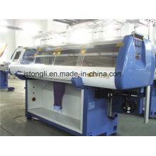 Machine à tricoter plat à système unique (TL-152S)