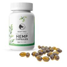 Vegan Omega 3,6,9 Supplement Softgel CBD Capsules Bulk