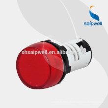 Saipwell Высокое качество 24В Светодиодный индикатор / сигнальная лампа