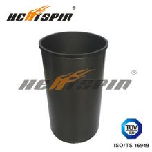 Isuzu 6wg1 Piston Sleeve Made by Heatspin with One Year Warranty