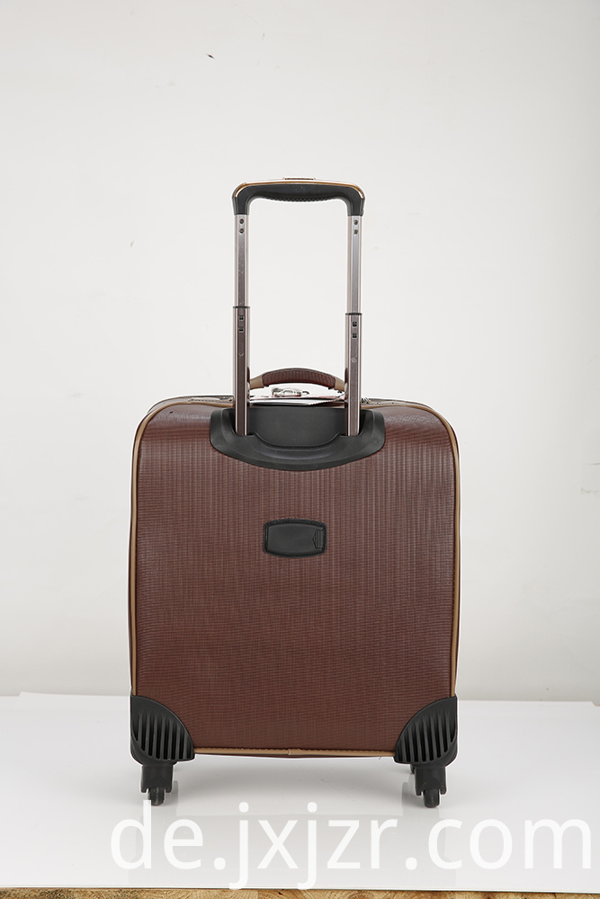 Business Boarding Caster Pu Password Luggage