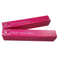 Venta al por mayor Cute Custom Lipstick Pink Box