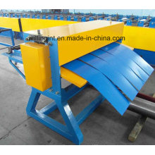 Aço galvanizado de aço de zinco bobina máquina de corte de metal