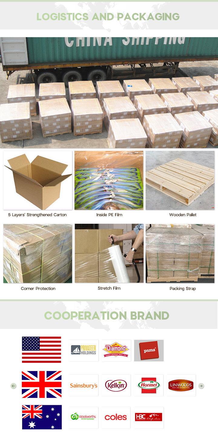 food packaging bag shipping