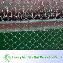 2014 Latest Price Hot Dipped Galvanized Chain Link Fence