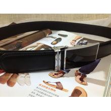 Men Leather No Hole Belts (HC-140605)