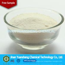 Grado industrial del gluconato de sodio de las materias primas detergentes