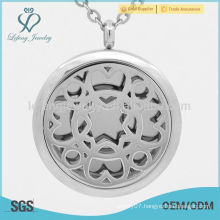 Heart aromatherapy fragrance diffuser,essential oils aromatherapy diffuser jewelry
