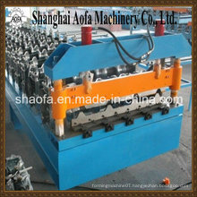 Floor Panel Roll Forming Machine (AF-900)