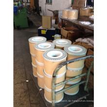 ASTM B566-93 CCA Bare Kupfer verkleidet Aluminium Wickeldraht