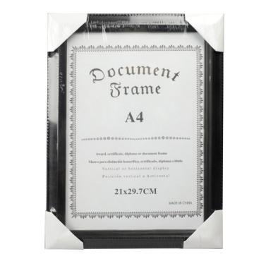 Prix concurrentiel A4 Document cadre