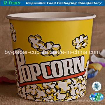 Bio-Dégradable Popocorn Barrel à prix promotionnel
