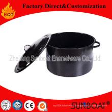 New Design 21 Qt Enamel Stock Pot Houseware