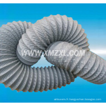 Gaine de ventilation Flexible de PVC
