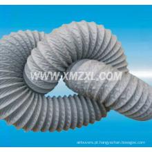 Duto de ventilação flexível de PVC