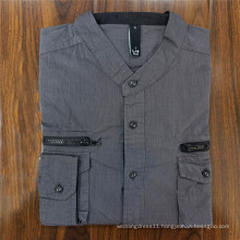 Top Material Cotton T-shirts Clothing Polo Collar T-shirt