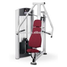 одиночная станция жизни фитнес силовые тренировки тренажеры сидящая жим от груди машина