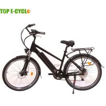 China preiswertes Preis CER Spitzenverkaufsart und weisedesignstadt-elektrisches Fahrrad