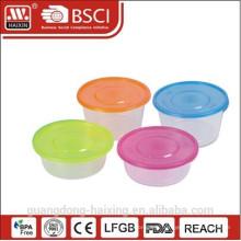 Récipient de nourriture en plastique 1L