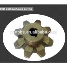 Excavator sprocket wheel manufacturer,20 years OEM machining service