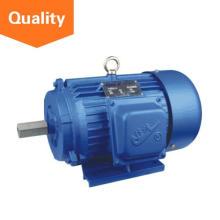 Motor elétrico do asychronoous de três fases do ferro de molde da indução da série 4KW de Y