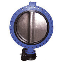 U-Type Flange Butterfly Valve with NBR Seat