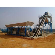 HZS60 hot sale concrete batching plants / foam mixing machine price