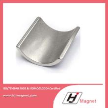 High Temperature Resistance Neodymium Magnet for N40sh Unregular Shape