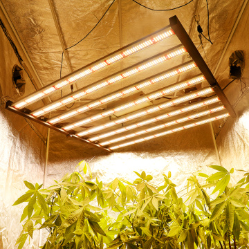Nueva planta plegable LED Grow Light Full Spectrum