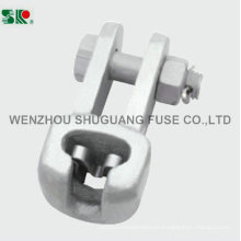 Ws Types of Socket Clevis Power Line Fitting Forged