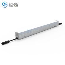 Aluminium Led linear light fixture ceiling