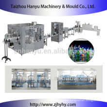 water filling and capping machine