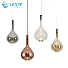 LEDER Petites Lampes à Suspension Led