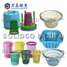 Plastic washing net basket injection mould